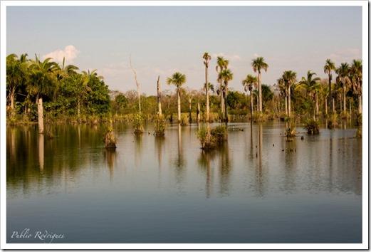 Lagoa Azul - Bom Jardim
