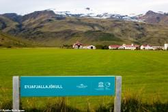 Vulcão Eyjafjallajökull