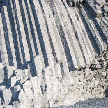 Basalto em Reynisfjara