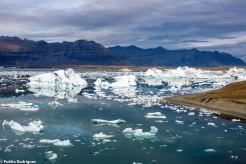 Lagoa de gelo - Jökulsárión